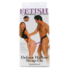 Purple Delight Holle Strap-on