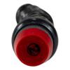 Realistische Vibrator -Zwart