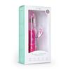 Stotende Butterfly Vibrator - Roze
