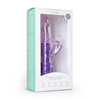 Stotende Butterfly Vibrator - Paars