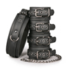 Collar,-wrist--and-ankle-cuffs-set