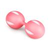 Wiggle Duo Vaginaballetjes - Roze/Wit