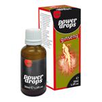 Power Ginseng druppels voor mannen