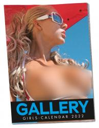 Calendrier Pin-up Soft Gallery Girls 2022
