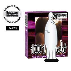 24 Orgasme vertragende condooms