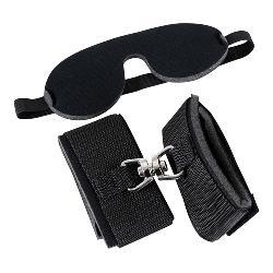 Bondage Set - Zwart