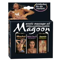 Erotische massage olie pakket