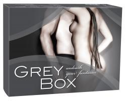 Grey Bondage Gift Box