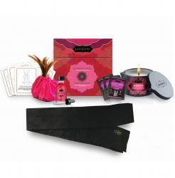 Kamasutra Treasure Trove Strawberry Massageset