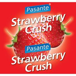 Pasante Strawberry Flavour Condome 144pcs