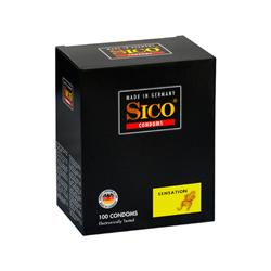 Sico Sensation Condooms - 100 Stuks