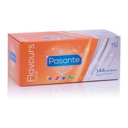 144 smaakjes condooms