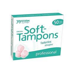 Soft-Tampons Professional - 50 Stuks