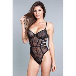 Katiya Body - Zwart