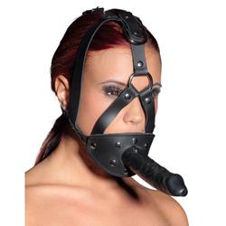 Head Harness with dildo