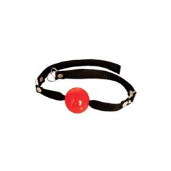 Rode Ballgag