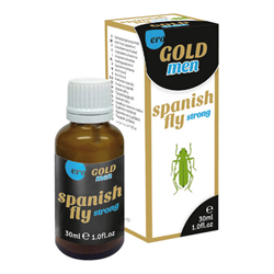 Spanish Fly Men - Gold strong 30 ml