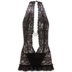Little Lace Dress - Black