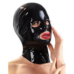 Latex Mask Female