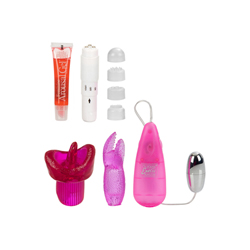 Ihre Klitoris-Ausrüstung - Clit Massager Set