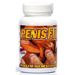 Erectiepillen - Penis Fit