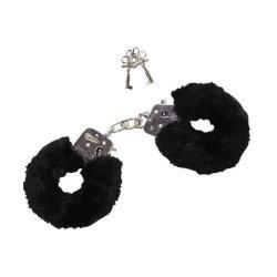 Furry Handboeien - Zwart