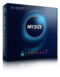 MY.SIZE Pro 45 mm Condoms 36 pieces