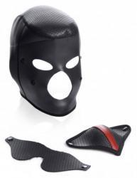 Scorpion-Hood mit abnehmbarer Augenbinde und Mundteil