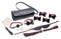 Bow - Luxe BDSM Set Met Reistas