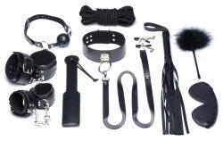 10-Delige Luxe Bondage Set