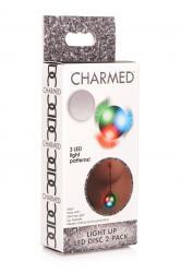 Charmed - Light Up LED Navulverpakking - 2 stuks