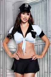 Baci - Sexy Police Officer Costume