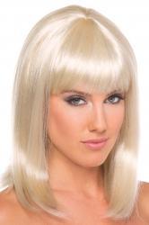 Puppenperücke - Blond