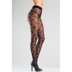 Panty Met Rozenpatroon