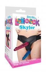Skyler Double Strap-on Gurtzeug -2