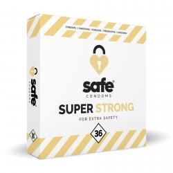SAFE – Kondome – Super Strong – 36 Stück