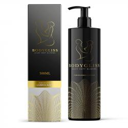 BodyGliss - Erotic Collection Silky Soft Gliding Pure -  500 ml