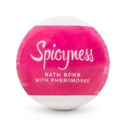 Bath Bomb With Pheromones - Spicy