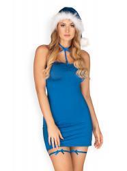 Kissmas chemise blue