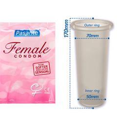 3 vrouwen condooms