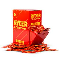 Ryder Condoms - 144 Pcs.