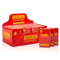 Ryder Condooms - 24 x 3 Stück