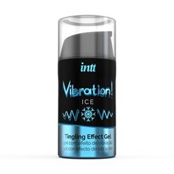 Vibration! Ice Tingling Gel