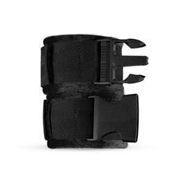 Harley Ankle Cuffs - Black