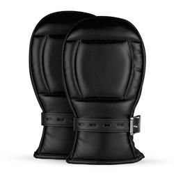 Micah Bondage Handschoenen - Zwart
