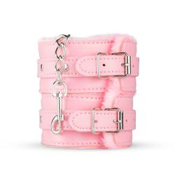 Hunter Ankle Cuffs - Pink