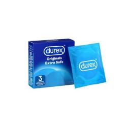 Extra veilig met de Durex Extra Safe 3 st