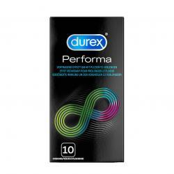 Durex Performa Condoms - 10 Condoms