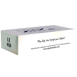 Glyde Ultra Natural - 100 Condoms