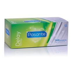 Pasante Delay condoms 144 pcs